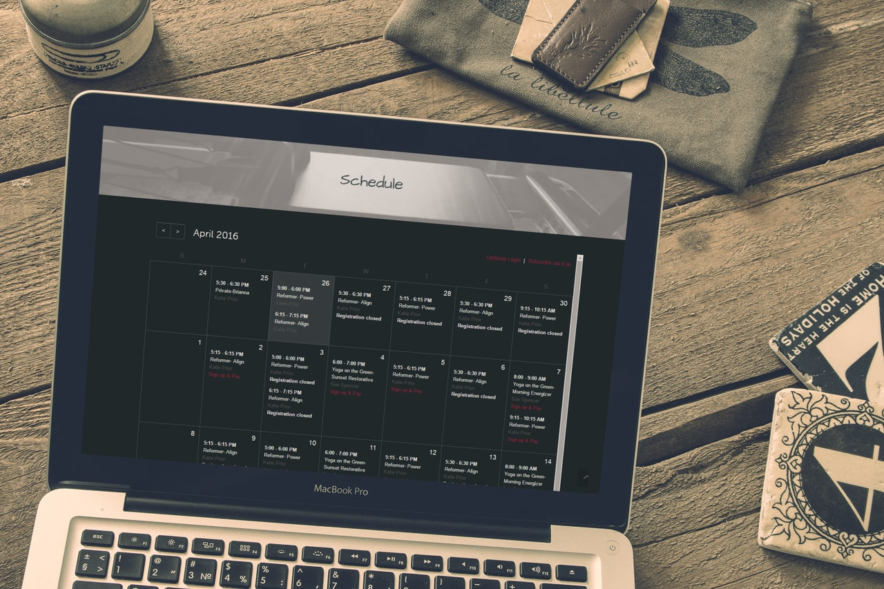 Escape the Norm and Find an Online Studio Scheduler You Actually Love