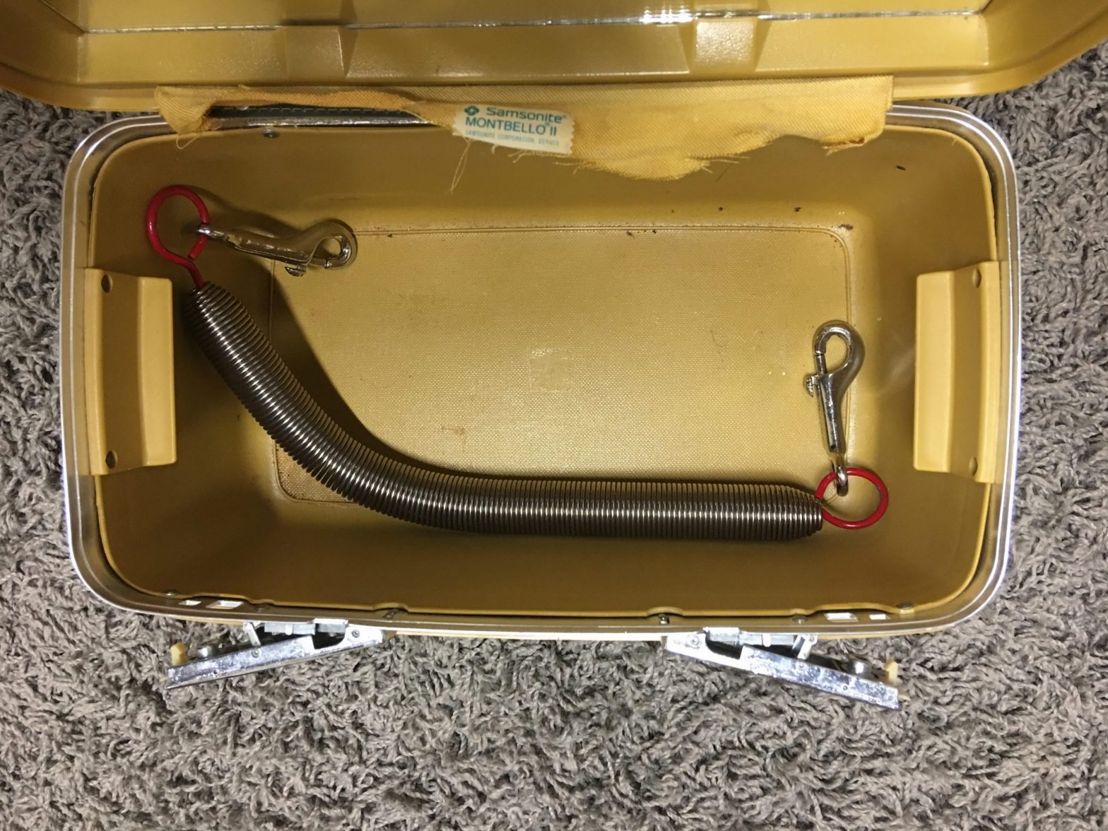 How to Store your Springs When not in Use